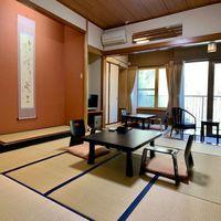 禁煙川側和室12.5畳+4.5畳次の間 定員5名スタンダード