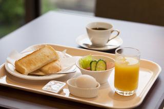 和洋選べる朝食付プラン