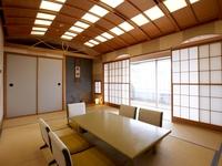 【禁煙】広々和室(居間スペースは12畳)