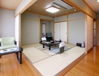 ゆったり和室 禁煙室(8畳+広縁、踏込み付)