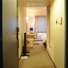 お一人様9,000円選べる5種の枕♪ ぐっすり眠れるシングル客室素泊まりプラン!