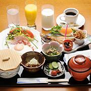【早割20】お一人様8,240円♪手作り朝食で元気注入!選べる5種の枕♪ぐっすり眠れる朝食付プラン
