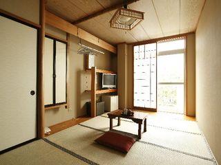 8畳和室◆ペット可◆3階海側