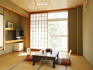 12畳和室◆ペットOK◆2階海側