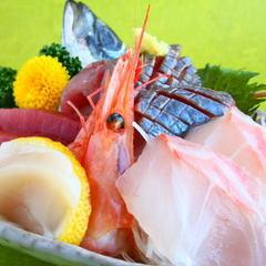 「磯料理満足プラン」全面海に面した静かな宿【食事評価4.7】料理自慢 磯料理☆2食付【添い寝無料】