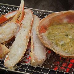 【極上】 荒磯亭の越前蟹フルコース 蟹釜飯付 〜基本フルコース〜[K003]