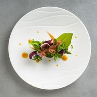 【レストランMOONBOW】★洋風創作料理+ハーフビュッフェ付