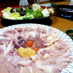美山に来たらコレ食べて♪美山名物【京地どり】のすき焼き★