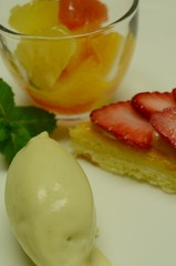 【ボヌール一番人気!】野菜の美味しいフレンチフルコース&温泉ジャグジーを楽しむプラン♪