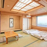 ●喫煙 和室12畳 [定員:5-6名] 【妙義山ビュー】