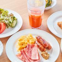 【平日限定】朝食のみ/ビジネス・ひとり旅に/チェックイン22時までOK!