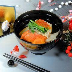 【元旦限定】これが日本のお正月!御節に、お屠蘇も!