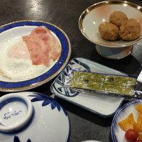 ≪朝食のみ≫ご飯お替りOK!夜は自由に、朝はしっかり和朝食で栄養補給