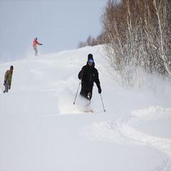 【温泉スキー&スノボパック】4連泊+グランヒラフリフト4日券付プラン/好評の朝食バイキング付!