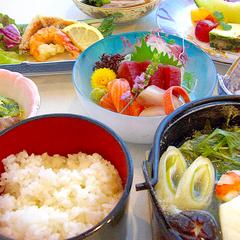 【2食付】旬の食材を活かした日替わりの料理に舌鼓!