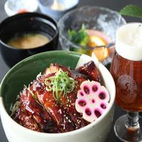 【2食付】阿波尾鶏丼&ご褒美クラフトビール1杯サービス!飲めない方は別ドリンク可♪【全日同料金!!】