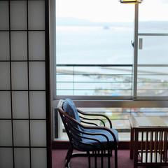 【本館海側8帖〜】お部屋タイプおまかせ(食事はレストラン).