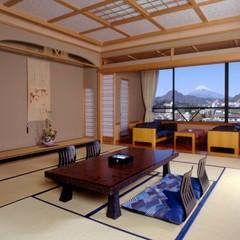 【西館特別室】富士山一望のゆったり部屋