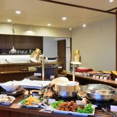 【GW☆1泊2食付き】ファミリーおススメ♪ハーフバイキングの夕食★スタンダードプラン