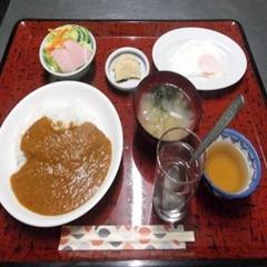 【期間限定】地域活性化開発商品キーマカレーの一泊朝食付きプラン