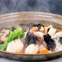 【あんこう鍋付きプラン】コラーゲンたっぷりのあんこう鍋と料理を堪能いただけます(2食付)