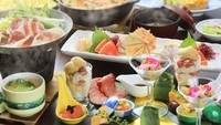 【楽天ブロンズアワード記念】当館の「スタンダード会席×会場食」が最大20%OFF<★スタンダード>