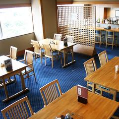 【朝食付】 朝日連峰を望むホテル最上階でのご朝食を<日替り 朝定食>
