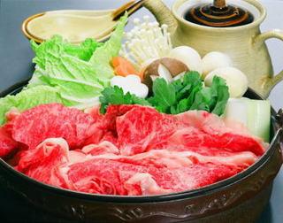 1日2組限定 絶対美味しいコストパフォーマンスNo1グルメプラン 熊野牛のすき焼き【A4ランク以上