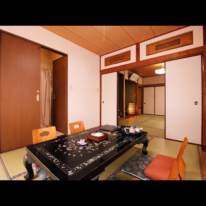 Nasuyumoto Onsen ryokan Sankai, Nasu