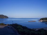 【愛媛県在住者限定】離島での~んびり過ごしませんか? この時期だけ!島特産の車海老を食べつくす!