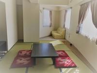 和室7.5畳(冷暖房有)◇洗面トイレ付◇高原側