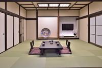 菊の間【和室】 2間続きの広々としたお部屋【1階】