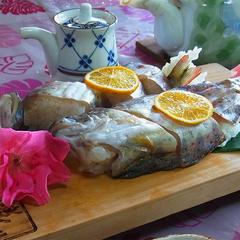 【サイクリストにやさしい宿】サイクリングの後は新鮮な川魚を堪能♪一泊二食付きプラン