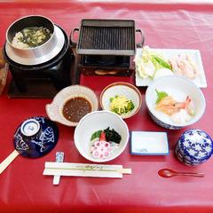 【美味旬旅】【2食付】牡蠣を味わう人気の釜飯×天然温泉×タンチョウが飛来する宿