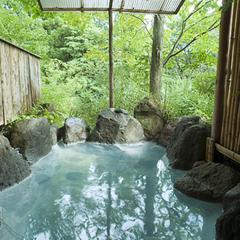 スベスベした良質の温泉で、温泉三昧◆料理長手作りのデザート付プラン