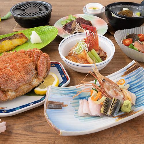 【知床極膳−松】当館最高峰___。高級魚『メンメ』を含む<食材・調理法>のこだわりを余すことなく