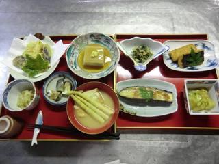 出羽三山「精進料理」プラン