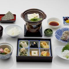 【春夏旅セール】朝から京都。名物湯豆腐を楽しむ 朝食付プラン【紅葉】【桜】を京都で満喫◆