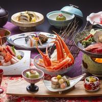 【お部屋食】春の特別御膳 ☆☆1ランクUPの和会席膳
