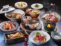 【お食事処「湯の里」】季節の御膳(冬) ☆スタンダード和会席膳