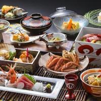 【お部屋食】夏の滝本御膳 ☆☆☆料理長渾身の和会席膳