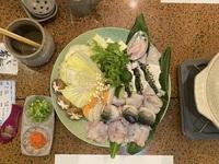 【あわじ島食旅】淡路島産ふぐはじめました。自家製ぽん酢でフウフウしながらおもいっきり召し上がれ!
