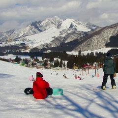 【シニア限定割引★1日リフト券付】戸隠スキー場・車で約10分★1泊2食プラン