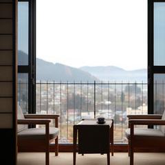 和室10畳+広縁付◆ 北アルプスを望む、南向きのお部屋/禁煙