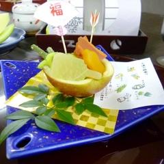 【年末年始】大晦日、お正月を温泉宿で過ごすプラン【お正月特別料理】