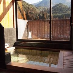 ◆展望檜貸切風呂無料&こだわり朝食付きプラン