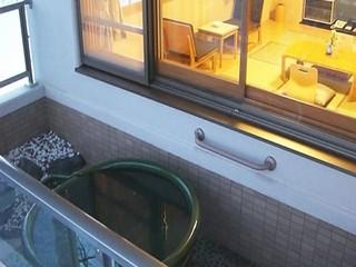 新館 露天風呂付和室喫煙