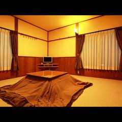 二間の広々和室(バス・トイレなし)