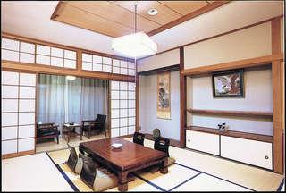 【禁煙】和室8〜10畳(バス・トイレ・洗面付)