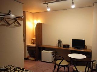 【素泊まり】連泊でお土産付き☆セパレートタイプの洋室ツインルーム